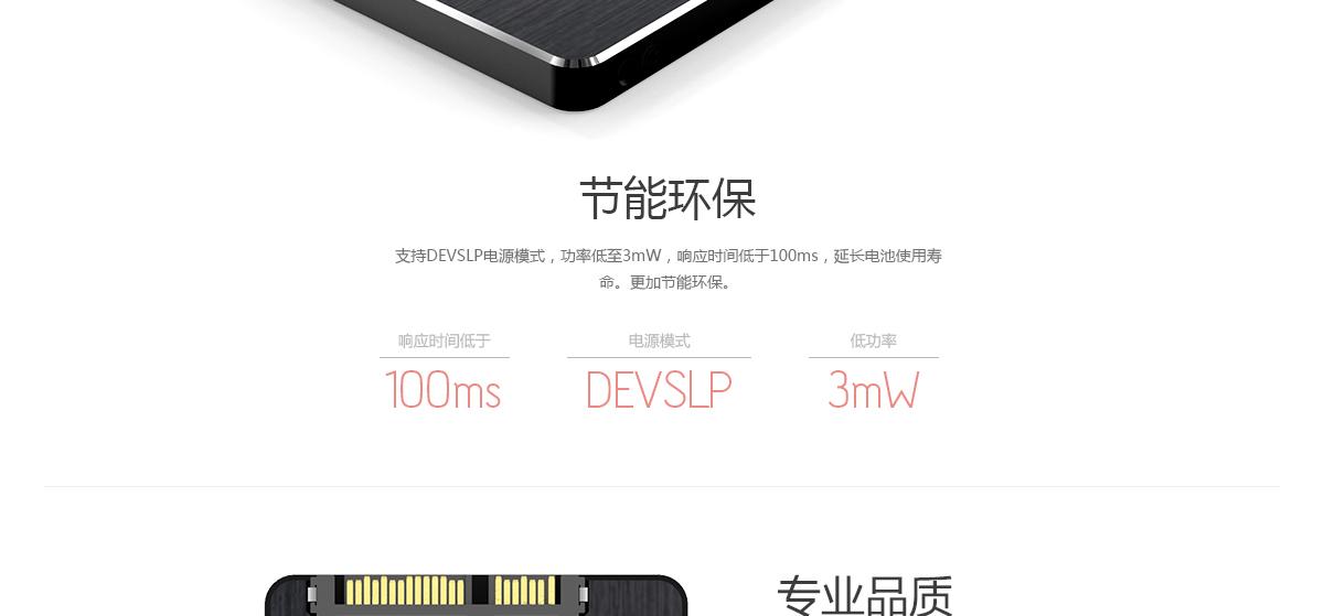 Thinkpad 联想固态硬盘600系列SATA3-480G (4XB0J40282)