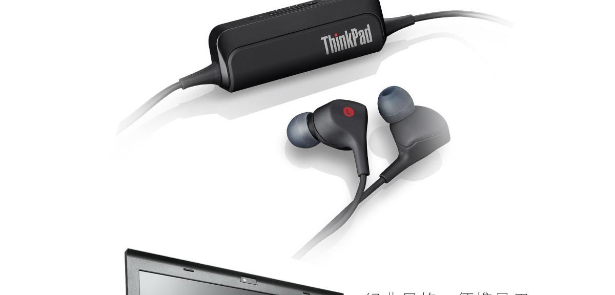 Thinkpad ThinkPad 入耳式降噪耳机 (0B47311)